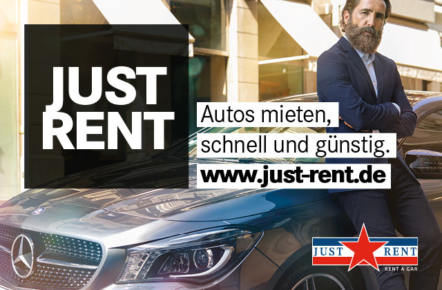 Just Rent - Vehicle rental